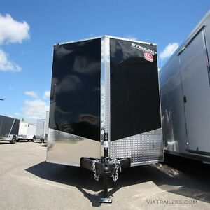 2017 Stealth Trailers Titan SE 7x16 extra height