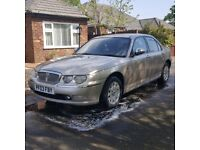 Rover 75 Diesel, BMW Engune 2 Owners From New ! ! Lovely Car ! ! ! Tow Bar.