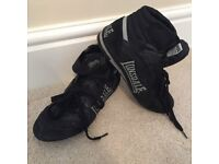 Kids Lonsdale Boxing Shoes