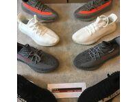 Adidas Yeezy Boost 350 V1 V2 Gucci Balenciaga Nike Jordans Ultra Boost all size cheap trainers