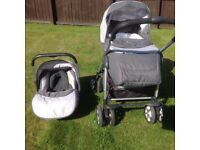 Silvercross Pram /travel system
