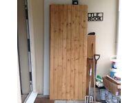 2 cottage interior doors