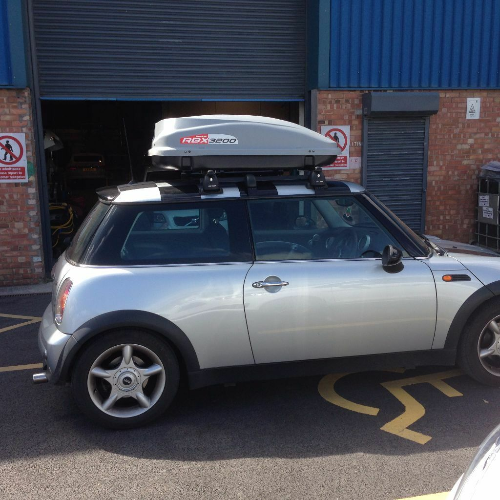 Car Roof Box For Sale Gumtree