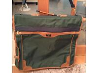 Antler suit travel bag and matching suitcase