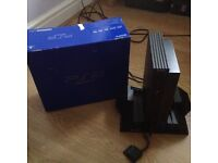 Playstation 2 with original box and loads of extras