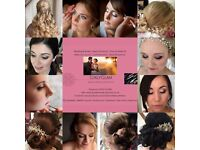 Experienced & Qualified Bridal/ Wedding Makeup & Creative Hair Artist covering Norfolk and Suffolk