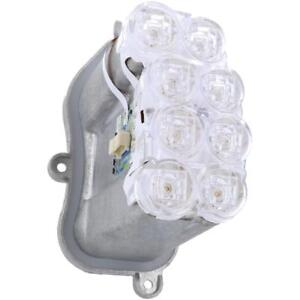 2009 to 2012 BMW 7 Series Headlight LED Turn Signal Module Used | Clean & Undamaged / Both = Left & Right