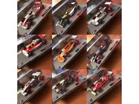 F1 Car Collection Issues 1-20 Plus Subscription Extras