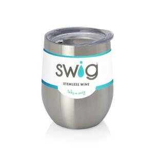 Swig Stainless Steel Wine Cup !! FREE SHIPPING