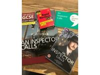 GCSE English Literature An Inspector Calls revision and study guides