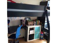 Aspace high sleeper bed