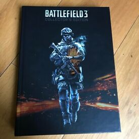Battlefield 3 Collector's Edition: Prima Official Game Guide Hardcover 2011