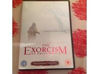 Another great DVD The Exorcism of Emily Rose