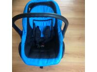 For sale in perfect condition car seat for baby