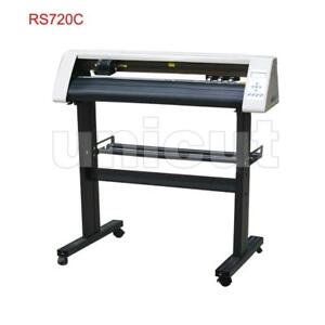"24"" Redsail Vinyl Cutting Plotter RS720C* Artcut software"