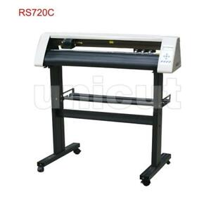 "28"" Redsail Vinyl Cutting Plotter RS720C* Artcut software"