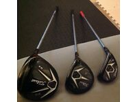 Titleist 915D3, 915F and 915Hd 17.5 (Driver, Fairway and Hybrid)