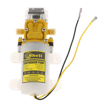 Dc 12v 75 Psi Agricultural Electric Diaphragm Water Pressure Sprayer Pump