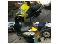 Motobike 2013 4 stroke 125cc