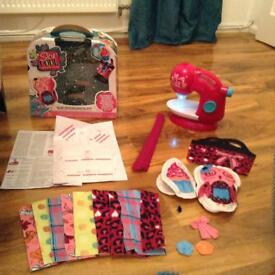 Sew Cool sewing machine bundle