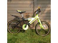 Children's bicycle, suit child age 4-9