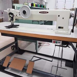 Long arm sewing machine