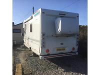 Fiat Ducato Motor Home For Sale