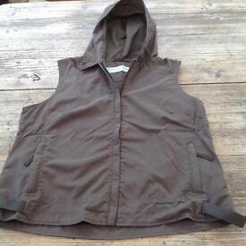 Ladies size 14 Gilet waistcoat.