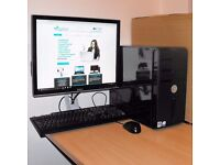 Dell Vostro 200 Windows 10 PC Core 2 Duo Desktop Computer Tower 2GB RAM 160GB HDD Microsoft Office