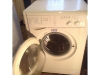 Indesit washing machine,£65.00