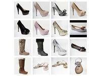 LADIES FOOTWEAR JOBLOT wholesale