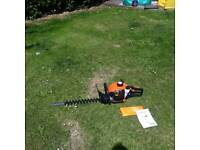 SOTECH 60cm 2 stroke Hedge Trimmer