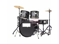 drum kit****drum wold*****good condition *****remo skin****