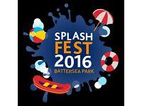 Splashfest Event Staff