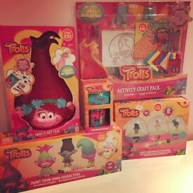 Troll toys whole lot for £25