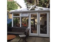 Stunning Hard Wood Conservatory for sale