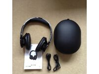 Bluetooth large headphones
