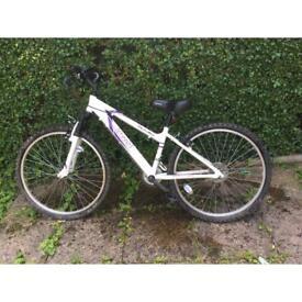 White Apollo Bike
