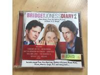 Bridget Jones's Diary 2 Soundtrack CD Album Various Artistes