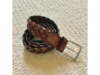 M&S Leather Belt