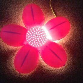 Children's flower light