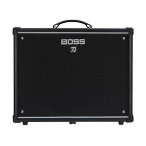 BOSS Katana 50 Watt 1x12 Speaker Guitar Amplifier Combo
