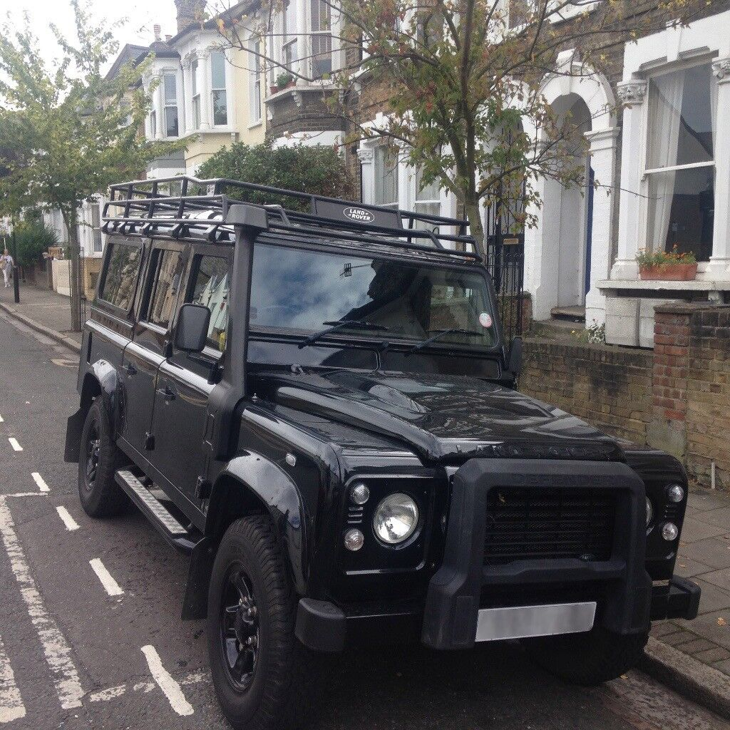 Gorgeous Land Rover Defender 110 For Hire