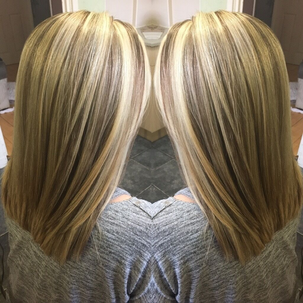 Mobile Hair Full Head Highlights With Cbd For 50 Hairdressing