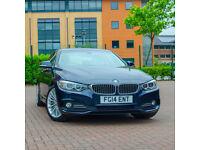 2014 BMW 420D LUXURY EDITION AUTO DIESEL 77288 MILES