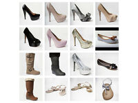 CLOSING DOWN ... Ladies Footwear JOBLOT SALE