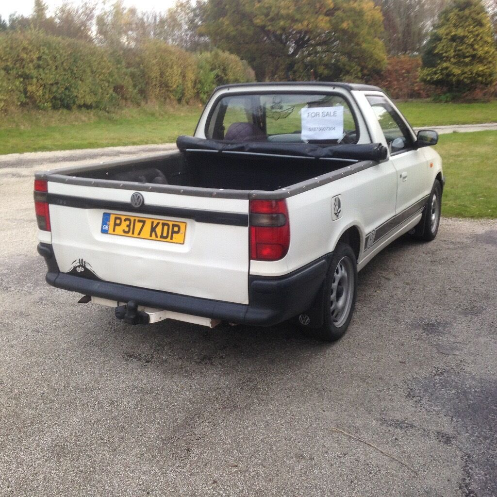 vw caddy pick up in exeter devon gumtree. Black Bedroom Furniture Sets. Home Design Ideas