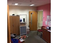 Room to rent in a Fitness club in Wymondham. Great size for beautician or sports therapy.