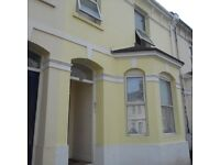 One bed ground floor flat available in the St Judes area of Plymouth.