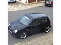 Lupo 1.4 s gear box fault